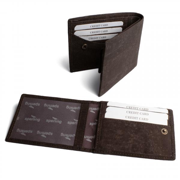 Kartenetui Portemonnaie nachhaltig