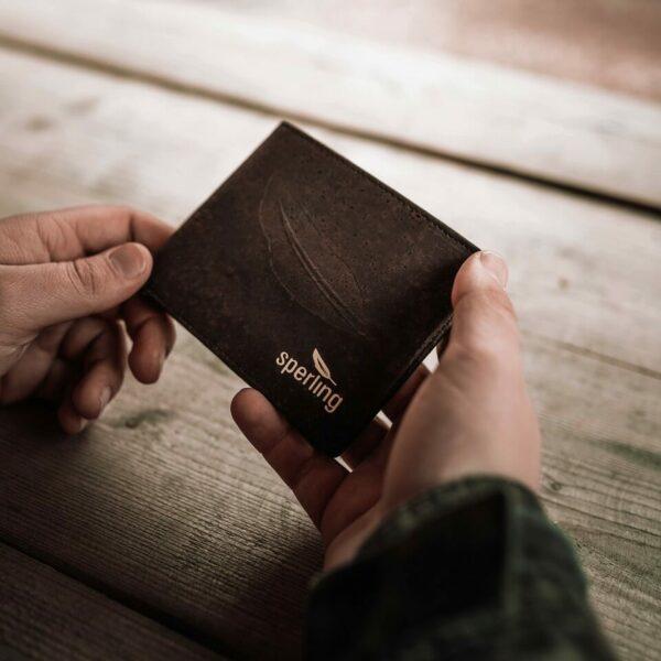 Portemonnaie nachhaltig Herren