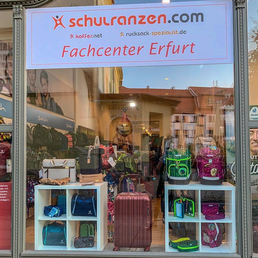 Rucksack Laden Erfurt